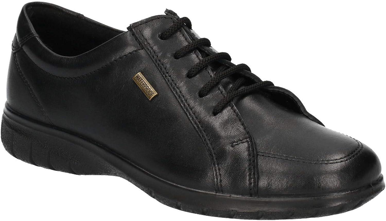 Cotswold Cotswold Cotswold kvinnor Bloxham Lace Up skor svart Storlek UK 4 EU 37  billig butik