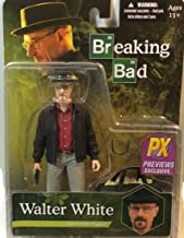 Breaking Bad Px Previews Exclusive Walter White Collectible Figure In Grey Khakis Including Bag Of Blue Stuff by Breaking Bad
