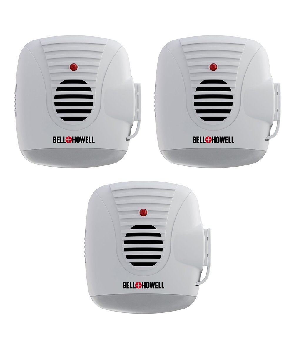 Bell Howell Ultrasonic Repeller Outlet