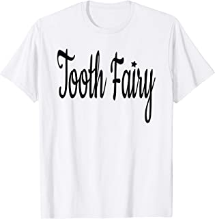 Tooth Fairy and Tooth Couples Halloween Costume T-shirt