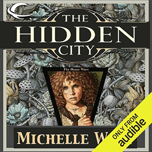 The Hidden City cover art
