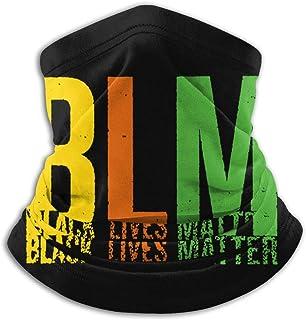 Science is Real Black Lives Matter Men Women dust-proof Face Masks Bandana, Neck Gaiter Tube Mask Headwear