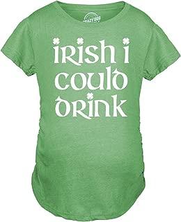 Best st patricks day maternity shirt Reviews