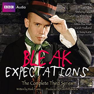 Bleak Expectations: The Complete Third Series audiobook cover art