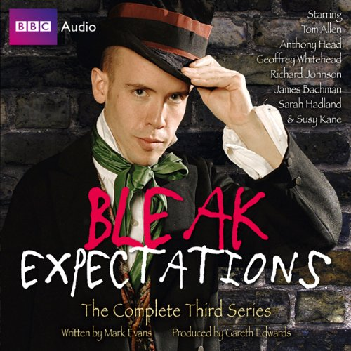Bleak Expectations: The Complete Third Series cover art