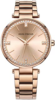 ميني فوكس ساعة رسمية للنساء,ستانلس ستيل,MF0031L.04