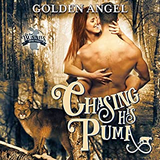 Chasing His Puma     Big Bad Bunnies, Book 3              By:                                                                                                                                 Golden Angel                               Narrated by:                                                                                                                                 Adam Rawn                      Length: 5 hrs and 16 mins     4 ratings     Overall 4.3