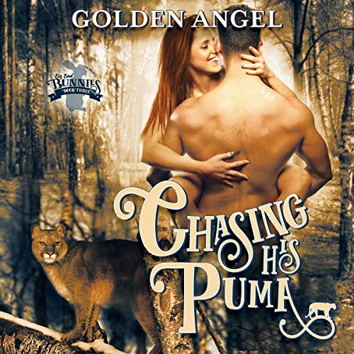 Chasing His Puma Audiobook By Golden Angel cover art