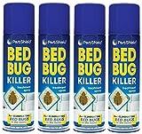 Espray para matar insectos en la cama, tratamiento para colchones, eliminar chinches de cama, 200 ml (4)