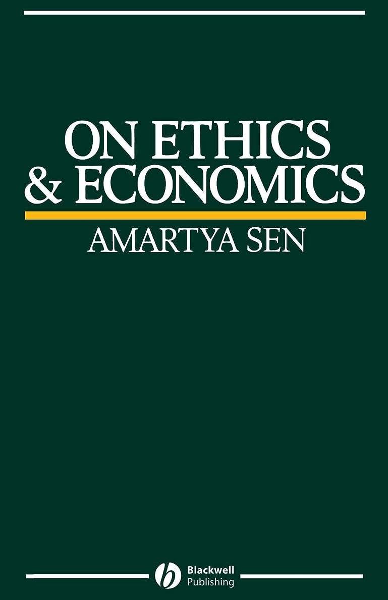 アラートブリーク懇願するOn Ethics and Economics (Royer Lectures)