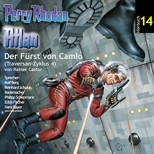 Atlan - Der Fürst von Camlo cover art