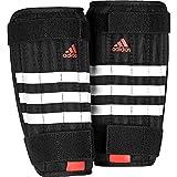 adidas Herren Evertomic Lite Schienbeinschoner, schwarz (Black/White/Solar Red), XL