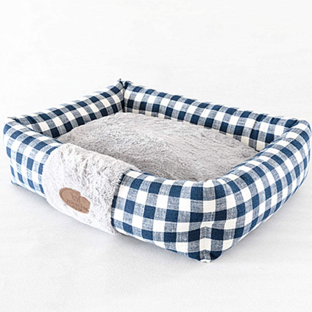 Pet Product Calming Bed for Dogs and Autumn Winter Sup security Cats Warm