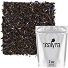 Tealyra - Cream Earl Grey - Classic Black Loose Leaf Tea - Citrusy with Vannilla Flavor - Fresh Award Winning Tea - Medium Caffeine - All Natural Ingredients - 200g (7-ounce)