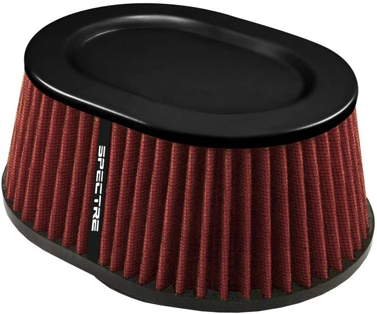 Spectre Universal Free Shipping Cheap Genuine Bargain Gift Clamp-On Air Filter: Washabl Performance High
