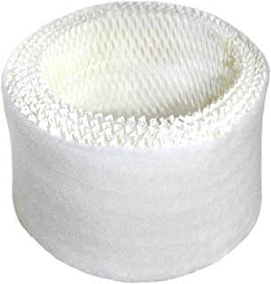 HQRP Wick Filter Compatible with Honeywell HAC-504AW HAC-504 HCM-300 Series HCM-315 HCM-315T HCM-350 HCM-300T HCM-310T HCM-330T HCM-350B HCM-350W Humidifiers Plus Coaster