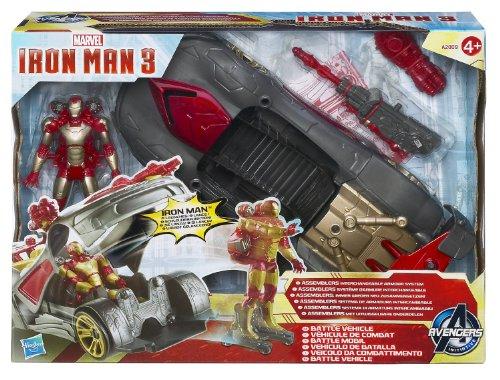 Iron Man - A2009E270 - Figurine - Assembler Battle Véhicule 3