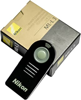 Nikon Ml-L3 IR Wireless Camera Remote for DSLR Camera D5000 D5100 D5200 D7000 D7100 D3000 D3200 D90 D600 D610 - Camera Accessory