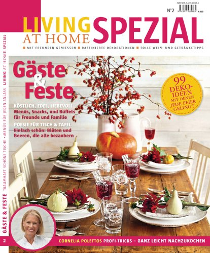 Living at Home spezial - Gäste und Feste