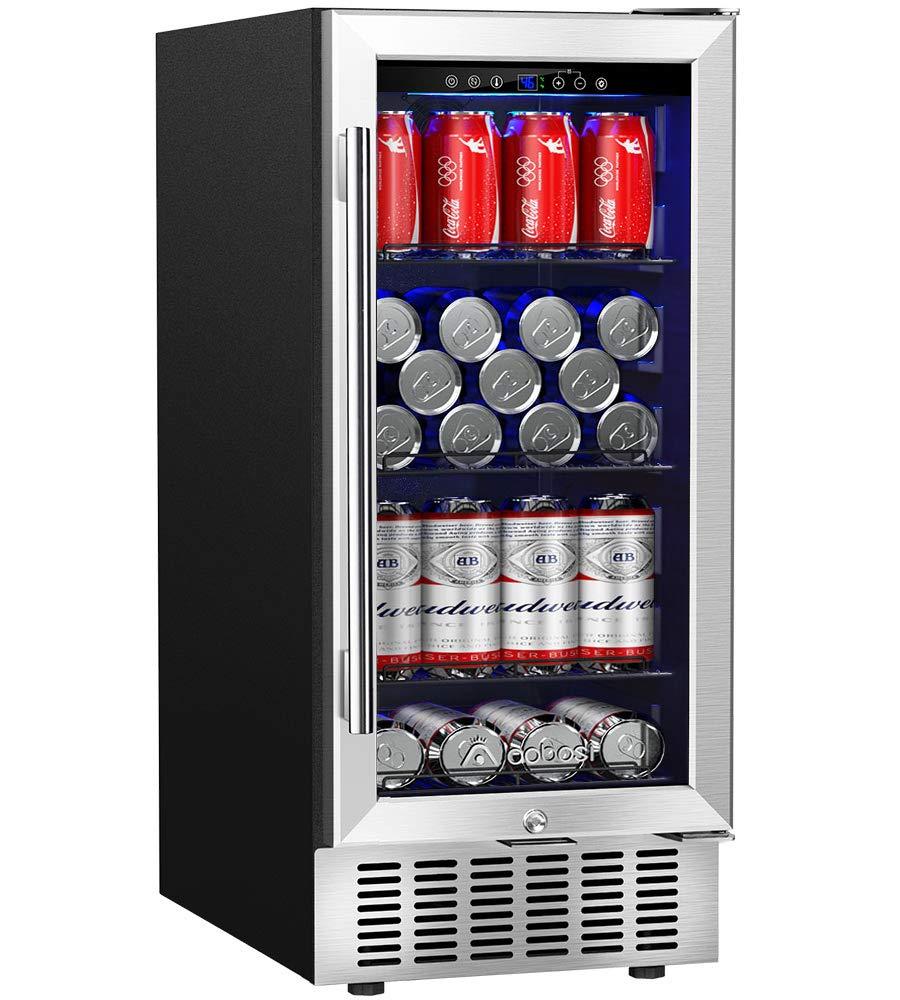 Beverage Refrigerator Advanced Interior Temperature