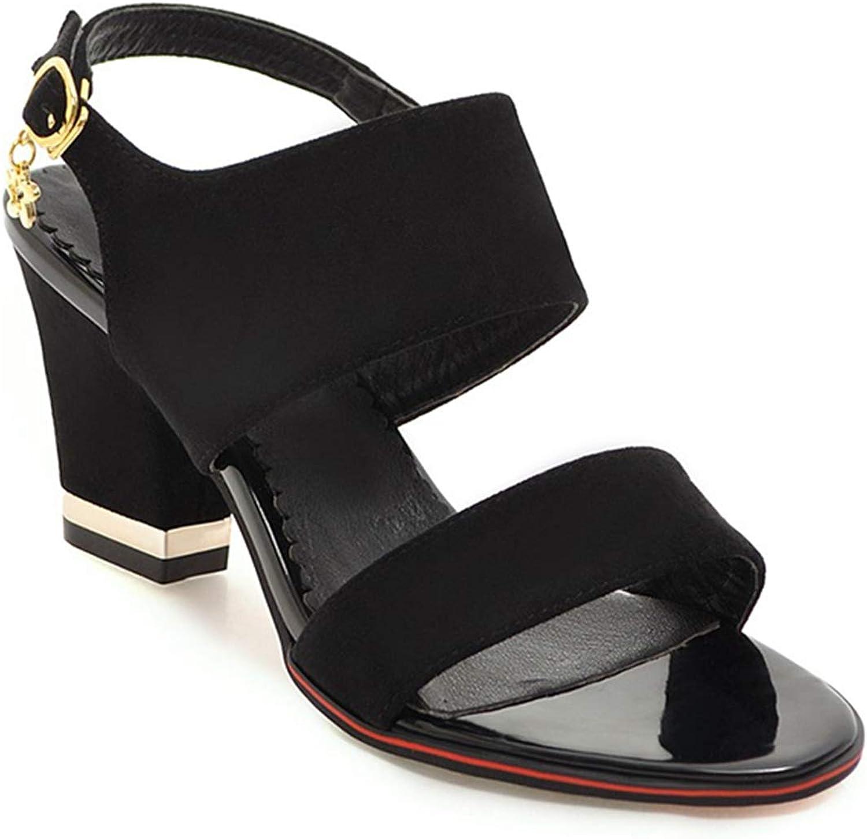 Kongsta High Heeled Summer Sandals Women Open Toe Spike Heelsr Fashion Gladiator Ladies Office shoes Super Big Size