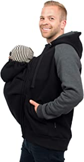 MissChild Damen Babytrage Umstandsjacke 3 in 1 Baby Carrier Hoodies Neugeborene K/änguru Jacken Hoodie Freizeitjacke Sweatshirt Mommy Kangaroo Mantel