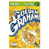 Cereales NESTLÉ Golden Grahams - Cereales de maíz y trigo tostados - Paquete de cereales de 420g