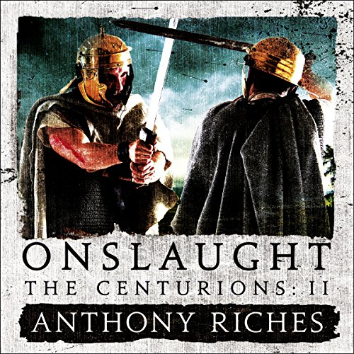 Onslaught audiobook cover art