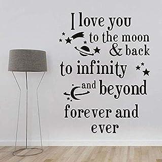 Liebe dich bis zum mars und zurück