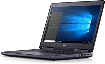 DELL PRECISION M7510 I7 6820HQ 3.6GHZ QUADRO M1000M 2GB 32GB 2133MHZ FHD 1080P 1TB SSD NT0075 (Renewed)