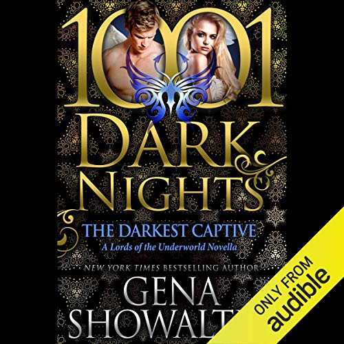 Couverture de The Darkest Captive