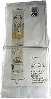 OOE (O. Oehlenschläger) Confirmation Bellpull Embroidery Kit 04361