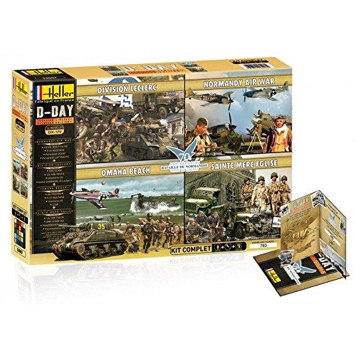 Heller 53007 - Set 70° Anniversario dello sbarco, Limited Edition
