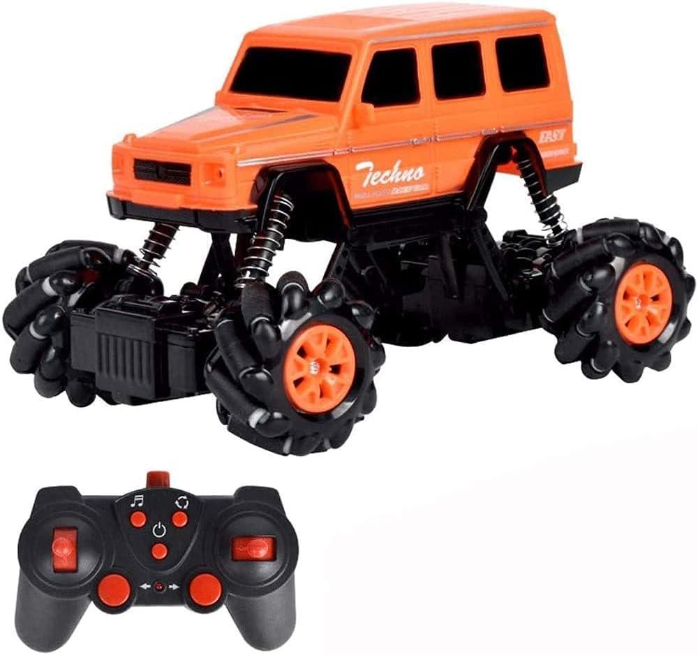 Hejuy Off-Road San Francisco Mall RC Vehicle Max 54% OFF Truck Stunt Drift Multi-Directional