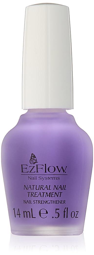 シャンパン朝ごはん塩EZ FLOW Natural Nail Treatment, 0.5 Ounce by EzFlow