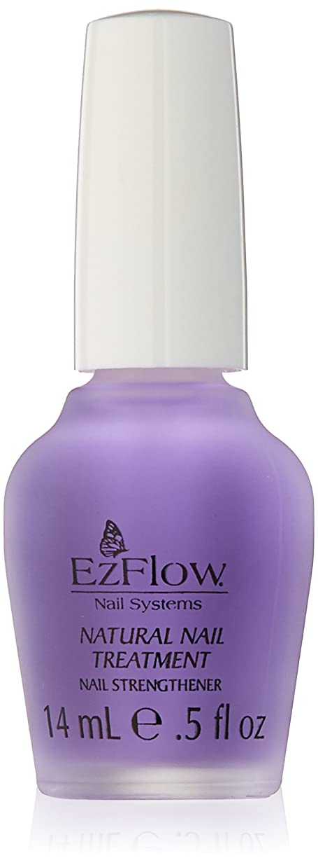 クスコバレルジョブEZ FLOW Natural Nail Treatment, 0.5 Ounce by EzFlow