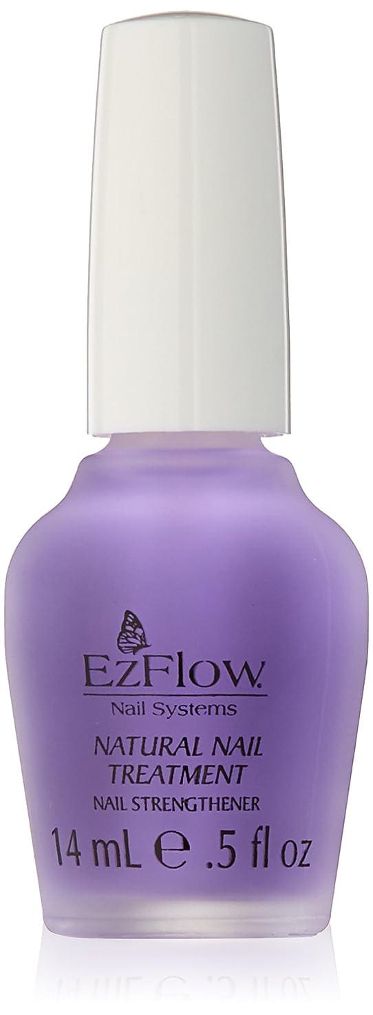 貨物挨拶する再生的EZ FLOW Natural Nail Treatment, 0.5 Ounce by EzFlow