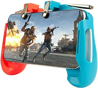 CEUTA® Gamepad for Mobile Phone Model - AK16 Game Controller L1 R1 Wireless Controller Trigger Games PUBG Gamepad for Mobile Phone