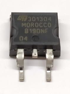 3pieza stb190nf04| Power Mosfet N de Channel Strip fettmii | 40V | 0.0033Ohmio, 120A, 310W | stmicroe lect Electronics | d2pak/to de la 263