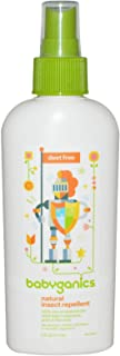 Babyganics Natural Insect Repellent, 177ml