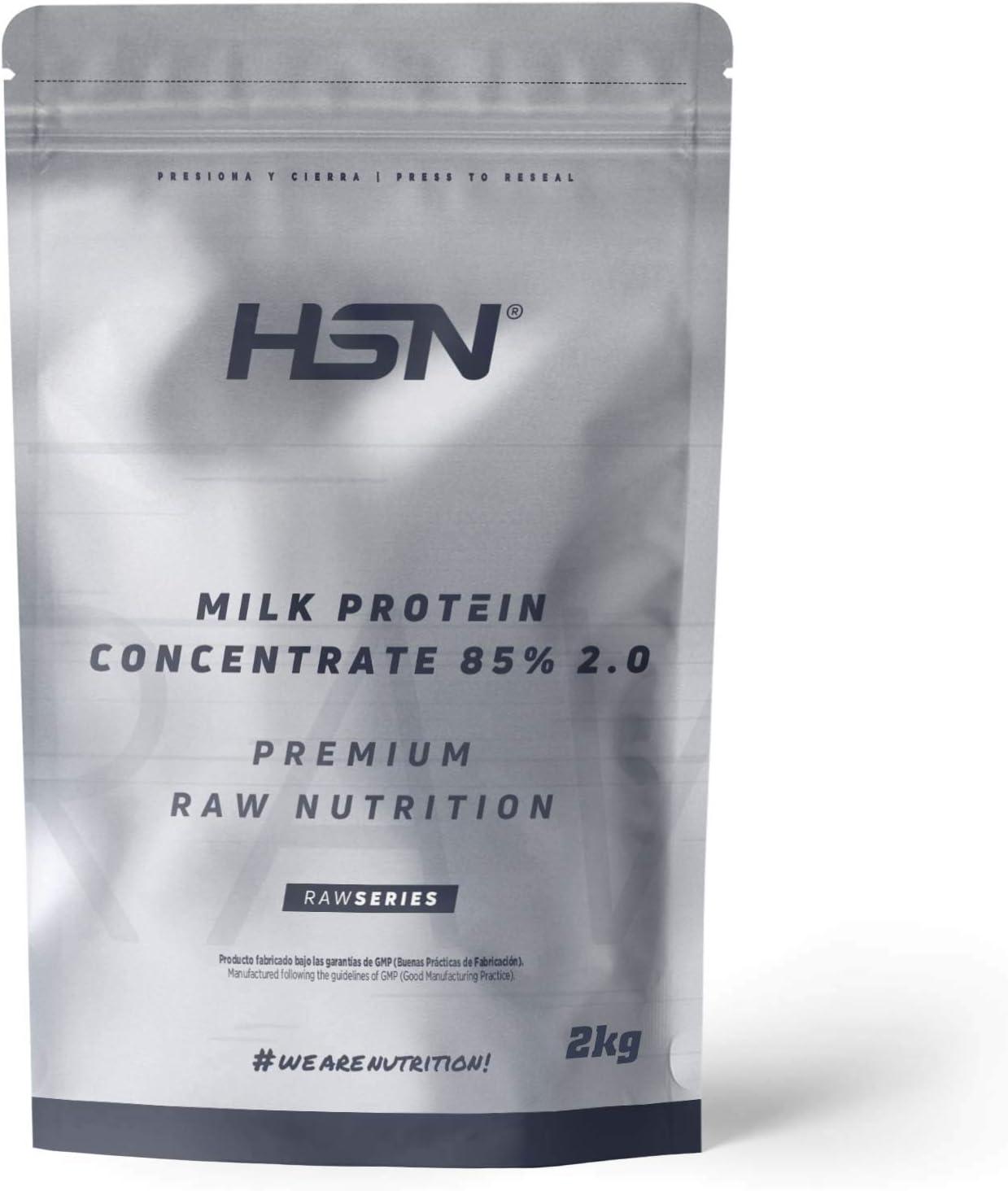 Proteína Concentrada de Leche 85% de HSN | Milk Protein ...