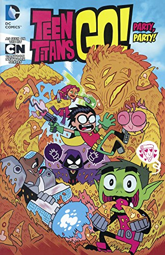 Download Teen Titans Go! 1: Party, Party! 0606372512