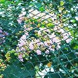 rg-vertrieb Teichnetz Vogelschutznetz 6x10m Laubnetz Gartennetz ca. 20g/m² Pflanzenschutznetz Maschenweite 20x20mm