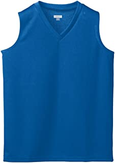 Augusta Sportswear Ladies Wicking Mesh Sleeveless Jersey