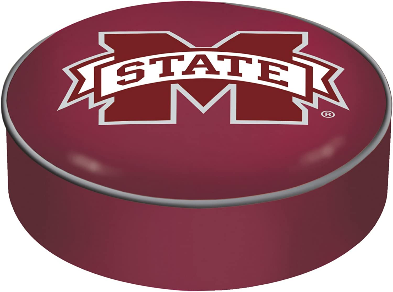 Holland Bar Stool NCAA Mississippi State Bulldogs Bar Stool Seat Cover
