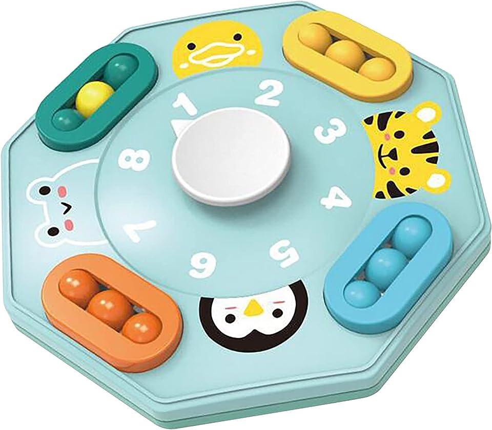 Rotierende magische Scheibe, Dekompression Spielzeug, Magic Beans Fingerspitzen Spielzeug, Rotierende Zauberbohnen Mit Fingerspitzen,Scheibe Spielzeug Fingertip Magic Scheibe