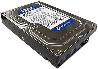Western Digital (WD) Caviar Blue - Disco duro SATA II, 7200 rpm, 8 MB de caché, para ordenador de sobremesa Mac, CCTV, DVR, NAS y RAID 320 gb