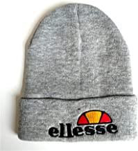 KFEK Explosive Knit Cap Art Letter Embroidered Sweater Cap Outdoor Ski Hat Cap