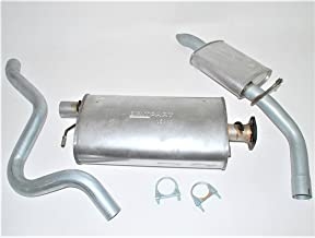 LAND ROVER DISCOVERY 1 1994-1999 V8 ENGINE REAR EXHAUST SYSTEM PART NTC7426
