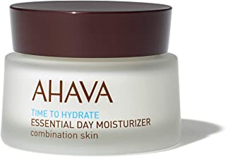 AHAVA Essential Day Moisturizer Normal to Dry Skin, 0.51 Fl Oz